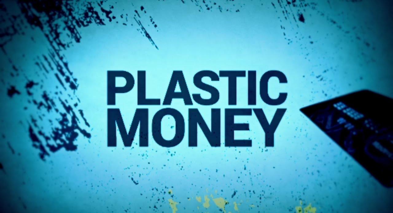 money plastic
