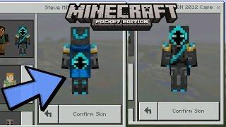 CARA MEMAKAI CAPES DENGAN SKIN SENDIRI !? - Minecraft PE (Pocket Edition) 0.15.9
