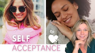 Self Acceptance | Self Love Affirmations