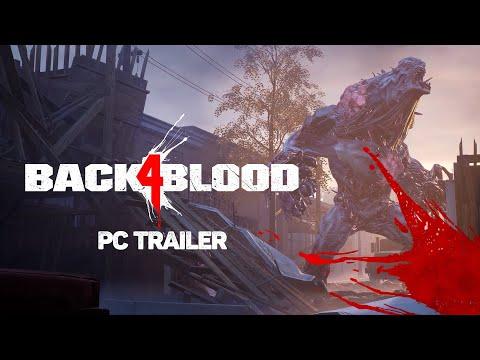 Back 4 Blood - PC Trailer