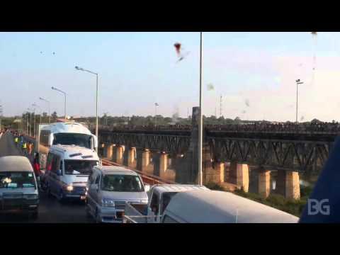 Dehumanised at Beitbridge Border – South Afrika