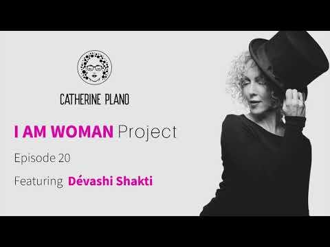 Episode 20: The Embodiment Artist Behind Tigress Yoga with Dévashi Shakti