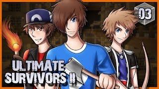 Ultimate Survivors II #03 : BIBLIOTHÈQUE DES ENFERS !