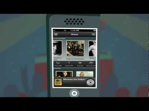 Groove Smart Music Player for iPhone and iPad