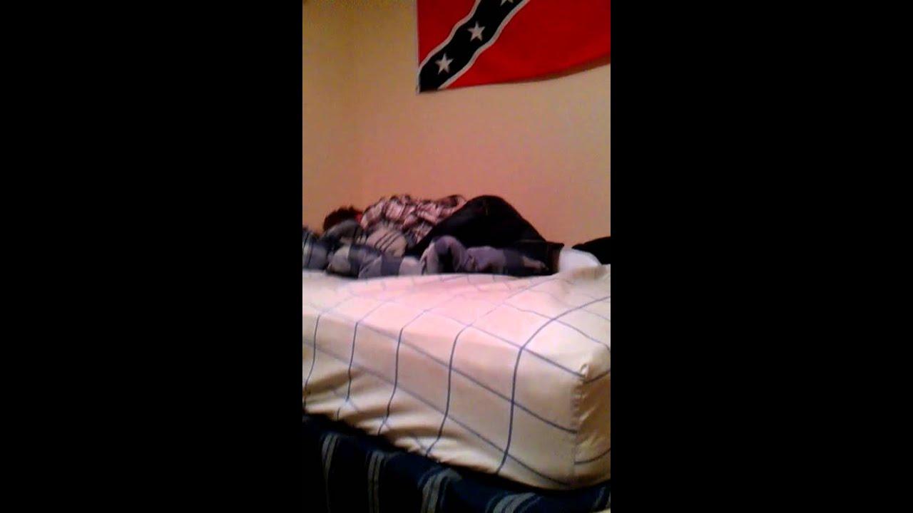 Boyfriend Peeing The Bed When Drunk