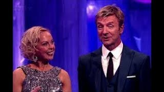 Dancing On Ice 2018: Jayne Torvill forced to comfort Chris Dean amid shock audience r*volt