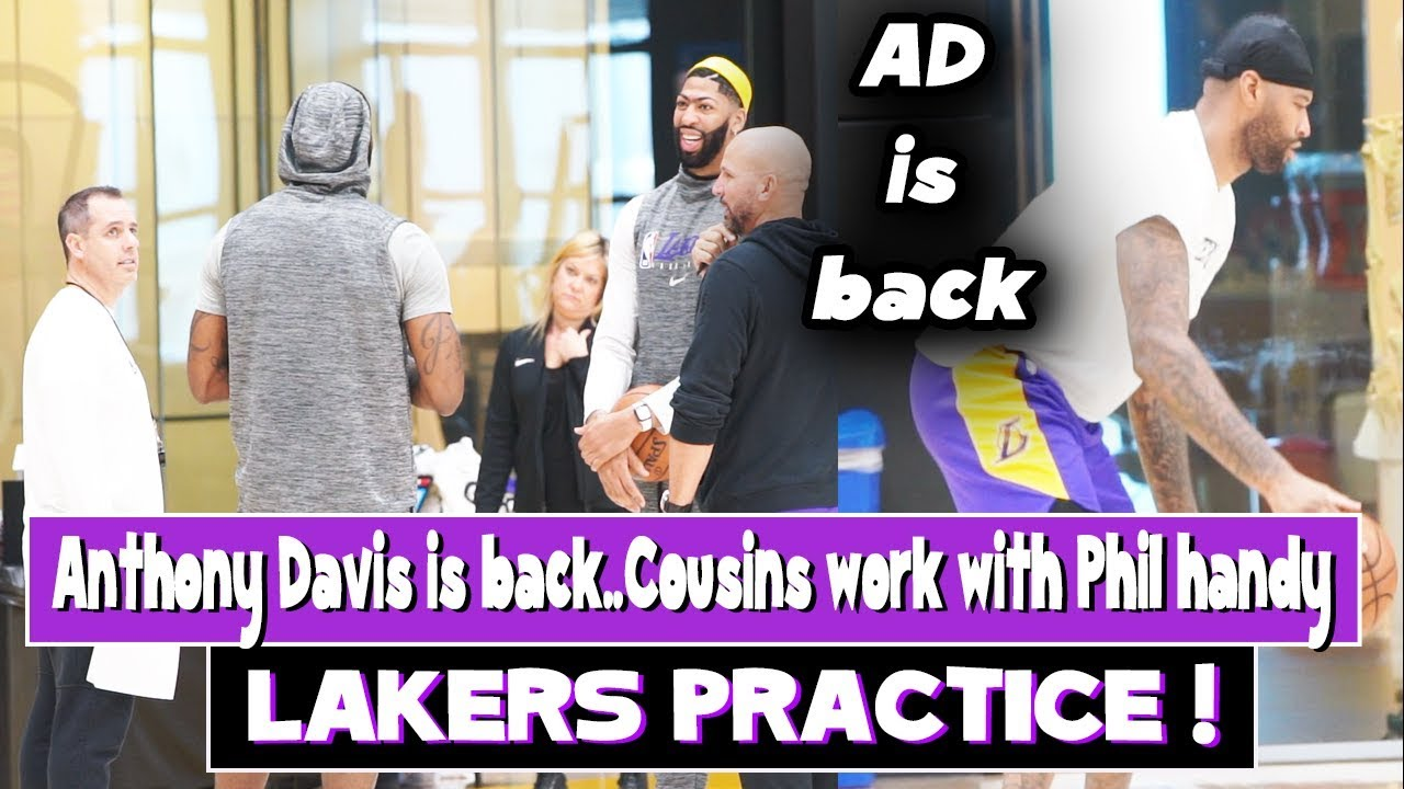 What will it take for Lakers' Anthony Davis to return after injuring his ...