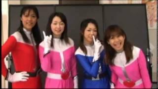 日産化学ラウンドアップガール IN長岡・カゴメ「姫会」・ドリフレンジャ...
