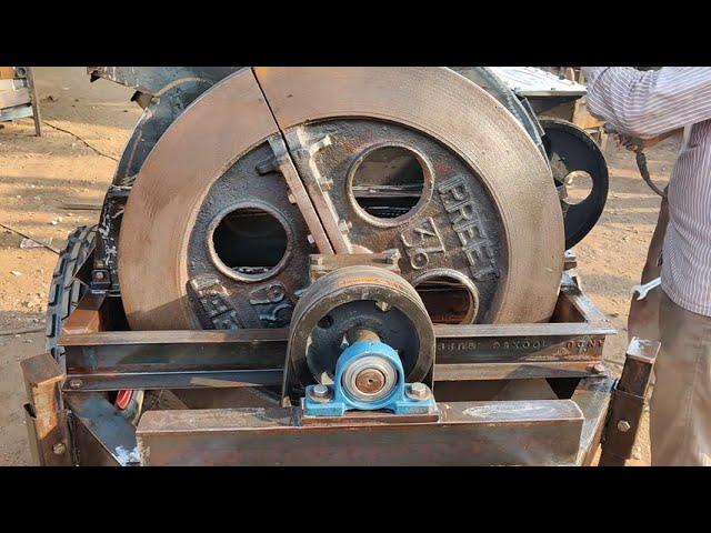 Kutta Machine with Three Gansa By Preet Agro Call:-+91-8837513821/9413068842
