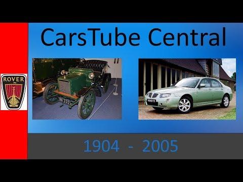 Rover Evolution (1904 - 2005)