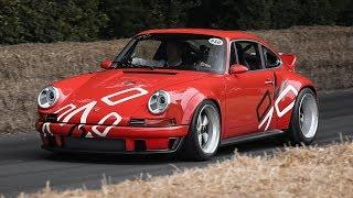 Porsche 911 Singer DLS Sound: a $1.8 million restored 964 w/ 500hp Air Cooled NA Flat-6!
