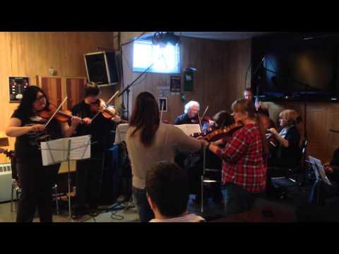 Manitoba Chamber Orchestra w/ Churchill FiddleStix - Val's