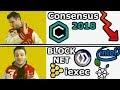 📉Consensus 2018 A Bust💔   iexec RLC and Intel Partnership   Blocknet Xrouter   $RLC $BTC $BLOCK $RSK