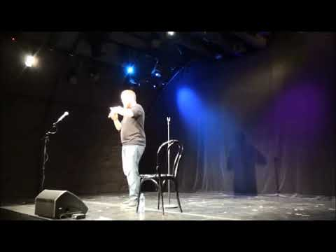 English Comedy Night - Jack Holmes: In the Ukraine