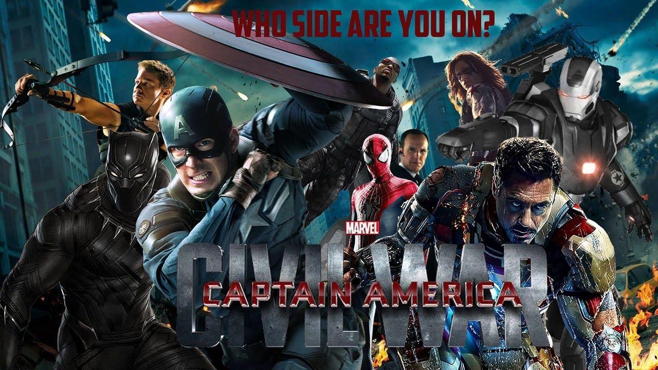 Civil War Stream Hd Filme