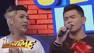 its showtime daryl ong sings stay