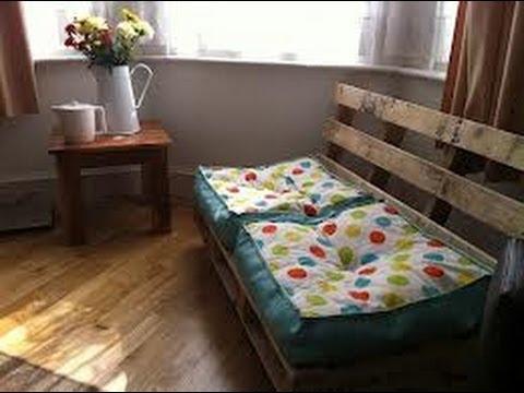 Como Hacer Muebles Reciclados 7 Youtube