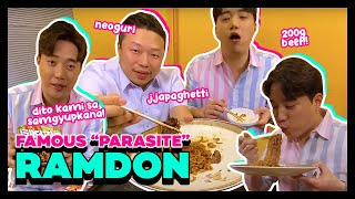 "The Parasite ""Ramdon"" Mukbang"