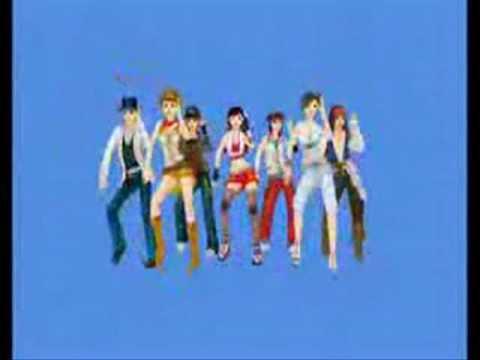 Fashionista - 3D dance