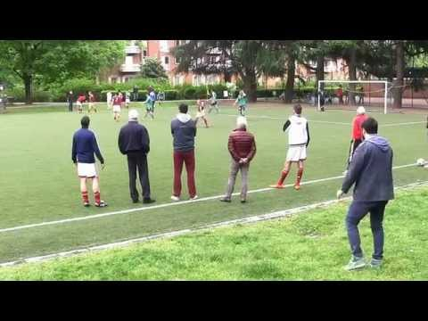 Campionato Milano2 2014-2015 Milan vs CRS New Team 3-1