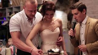 Ведущий на свадьбу, праздник, мероприятие, корпоратив Семенов Павел.
