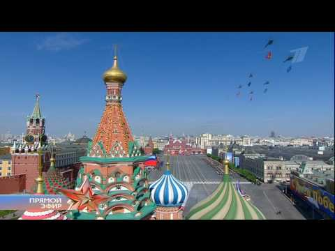 HD Vehicle In Victory Parade  2010 Russia Moscow Part 2.avi
