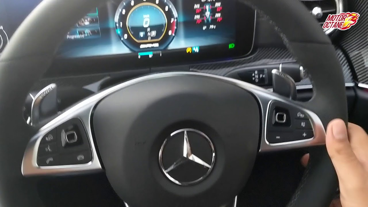 2018 Mercedes E63 AMG Real life Review in Hindi ...