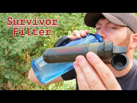 Survivor Filter: One Fine Water Purifier