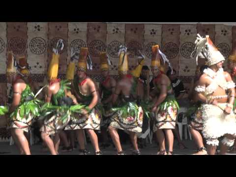 The best Kailao. Wesley College Kailao  Tongan Stage  ASB Polyfest 2016