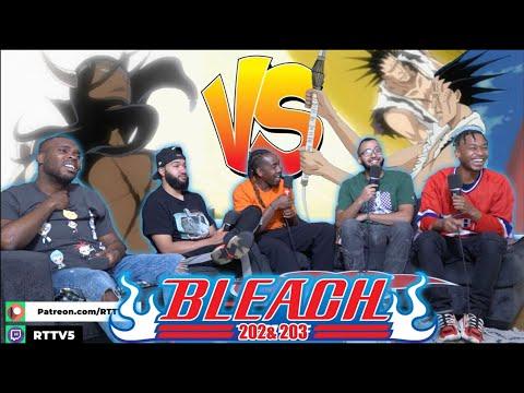 Download Kendo Kenpachi! Bleach 202 & 203 REACTION!