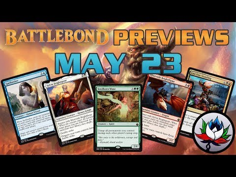 Battlebond Spoilers: BEST REPRINTS, Lava-Field Overlord, Last One Standing, and more – MTG!