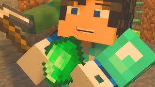 """♫ """"EMERALDS"""" ♫ - Best Minecraft Song - Top Minecraft Song"""