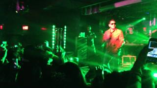 tito el bambino barquito sus ojos son caramelos live washington dc 2012 2 11