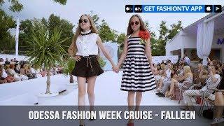Odessa Fashion Week Cruise - Miss DM | FashionTV