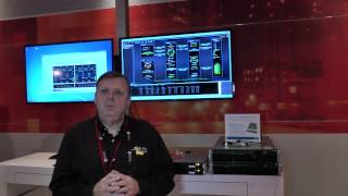 LSI's Alan Johnson Shows 6Gb vs. 12Gb SAS at AIS 2013