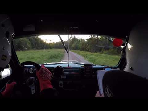 Tallinna ralli 2016 Niinemets/ Allika  GAZ-WRC  ss1 (Paldiski)