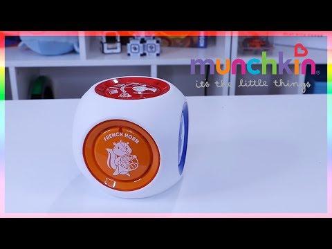 Munchkin Mozart Music Cube