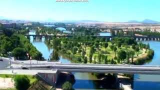 Mérida desde el aire