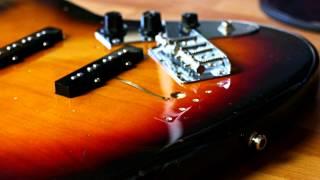 Installing a Gotoh Bassbridge 201B-4 - Fender Jazz Bass