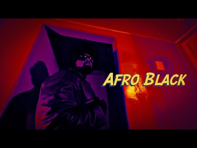 Afro Black [Short Film Trailer]