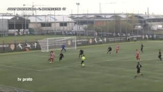 Jolly Montemurlo-Vald.Montecatini 2-0 Serie D Girone E