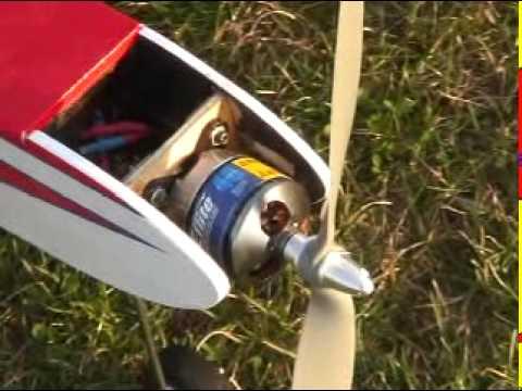 E Flite 46 Electric Motors Avistar 40 Trainer