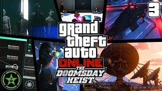 Let's Play - GTA V - The Data Breaches: Heist - Doomsday Heist (#3)