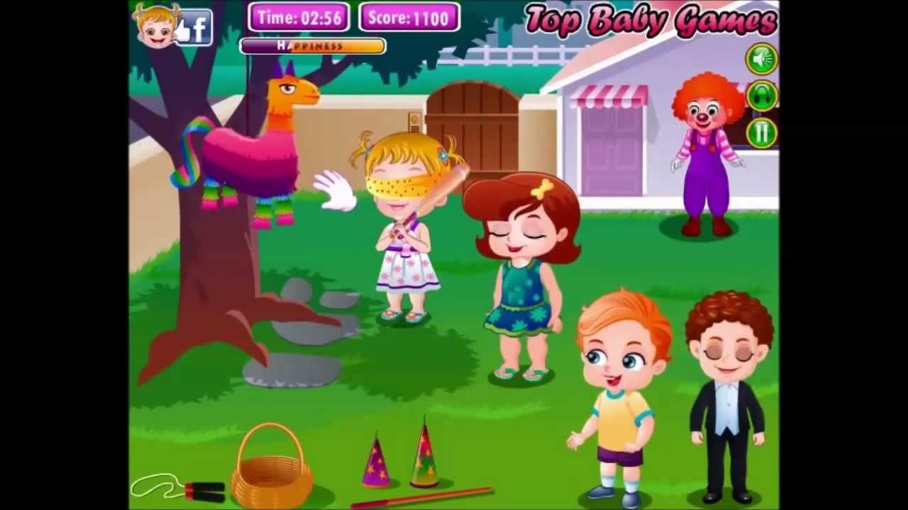 Baby Hazel Backyard Party Game Episode 3