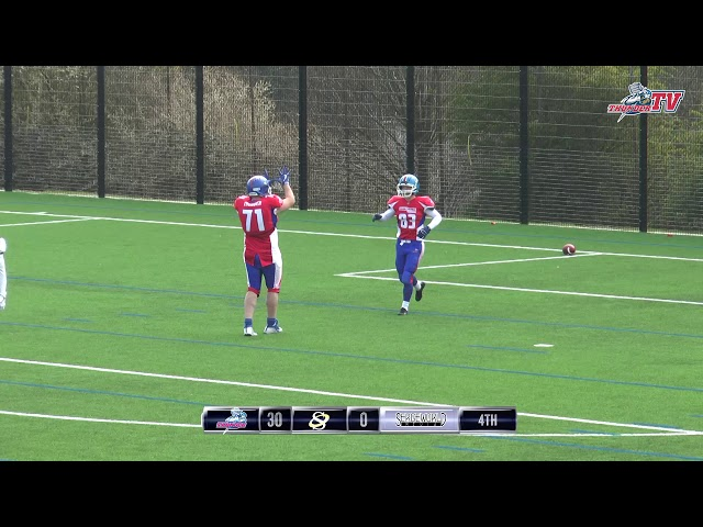 Sussex Thunder 2019  - Highlights vs Oxford Saints