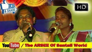 New Santali Video || Amdo Juri Hiju Ma Kada Gupi Gupi Mangal Hansda Hit Stage Video Hit Stage S