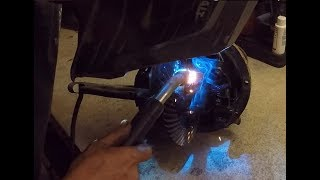 How to weld a truck axle positive traction