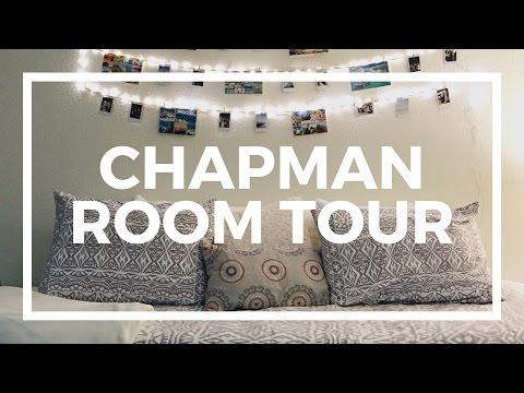 Dorm Tour - Chapman University