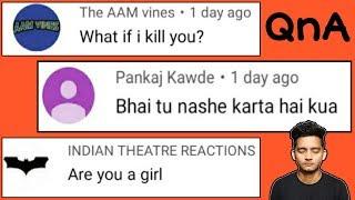 Kuch bhi puchlo #2 BNFTV | Telegram ka kya hua