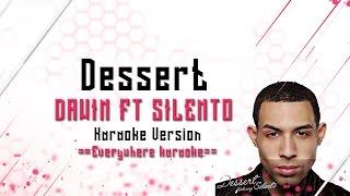 Dawin - Dessert (Karaoke Version)